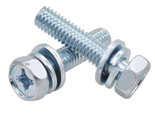 Hex Head SEMS screws