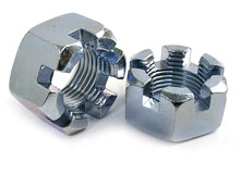 DIN 937 Hex Castle Nuts, Low Form