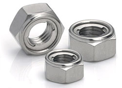 DIN 980M All Metal Lock Nut