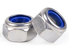 DIN 985 Stainless Steel Nylon Lock Nut