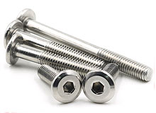 Flat Head Socket Furniture Screw